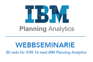 IBM planning analytics webinar